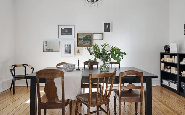 deco scandinave rustique elegante