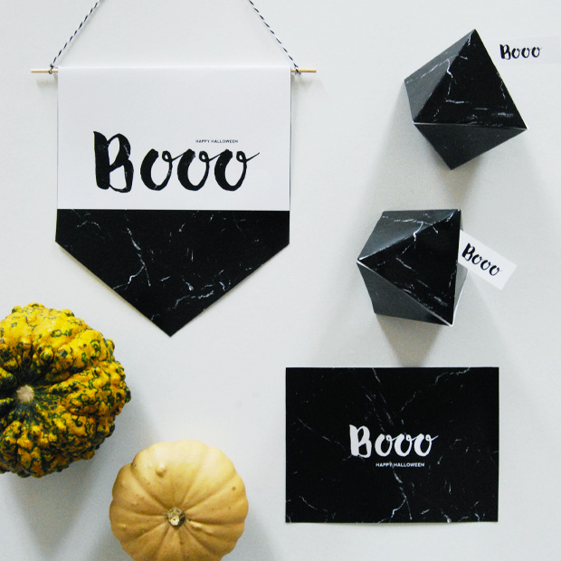 printable diy halloween