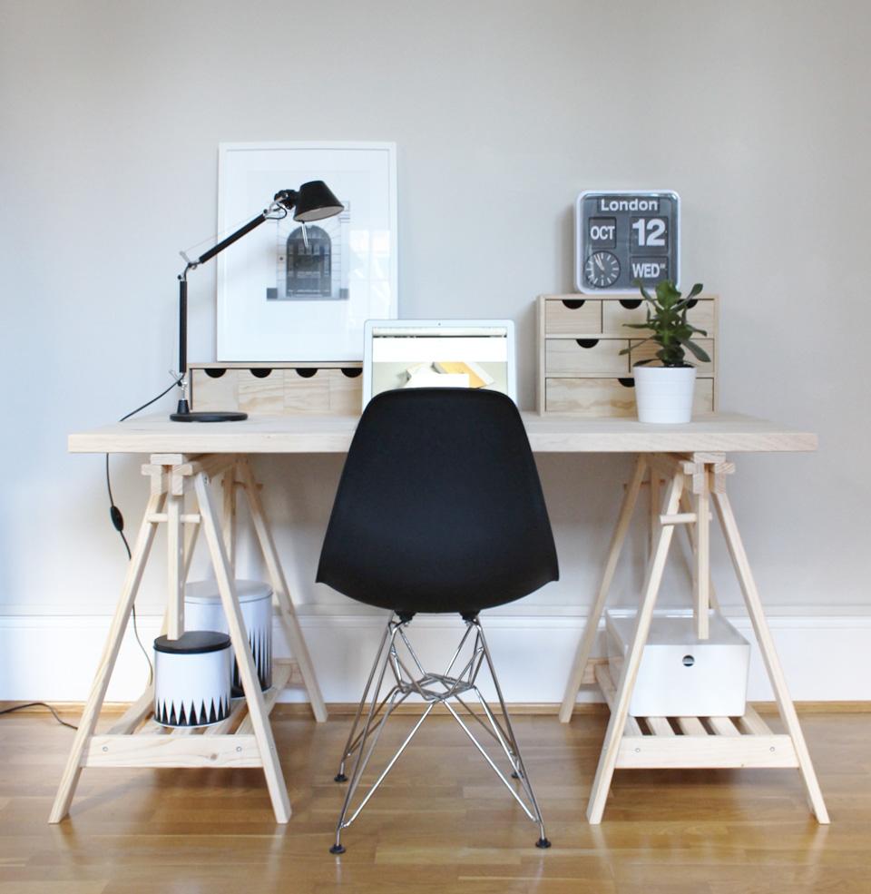 bureau architecte bois
