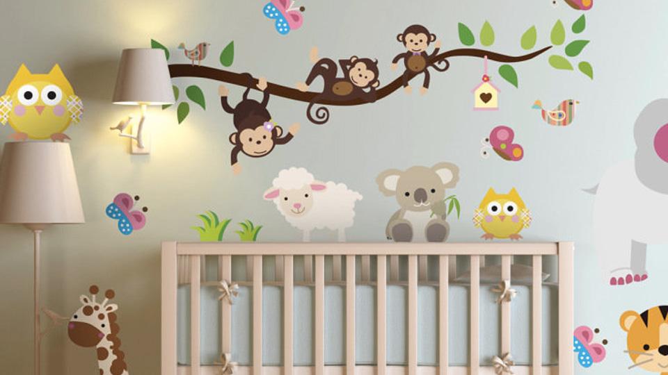 stickers chambre enfant
