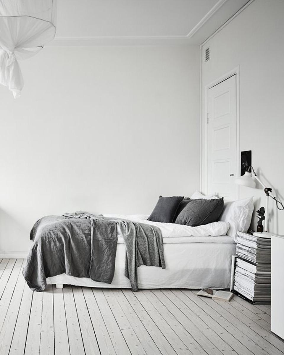 Une déco de studio en noir et blanc  Shake My Blog