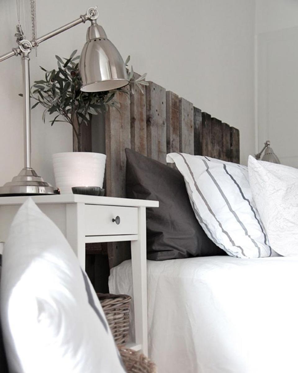 diy palette tete de lit