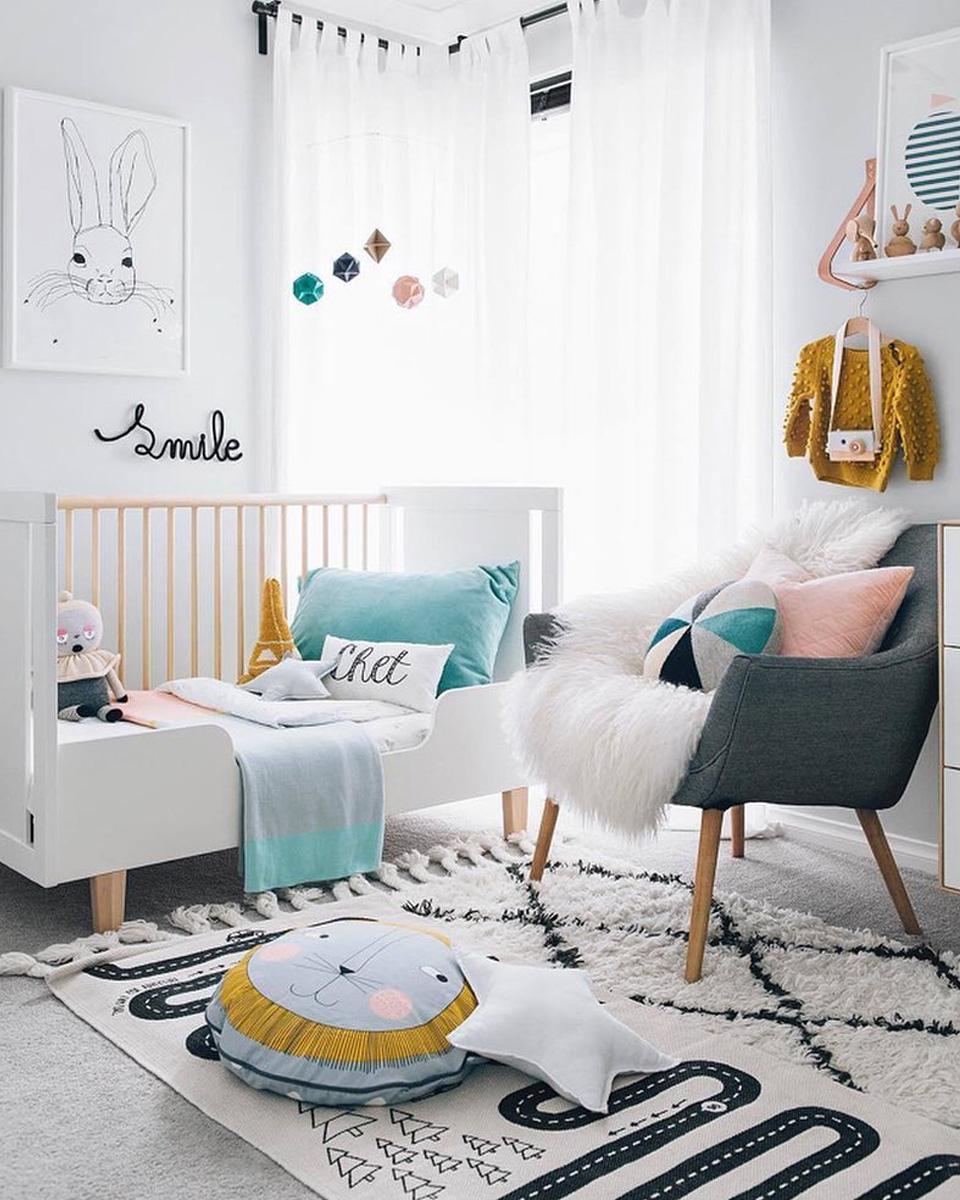 idée deco chambre enfant colorée