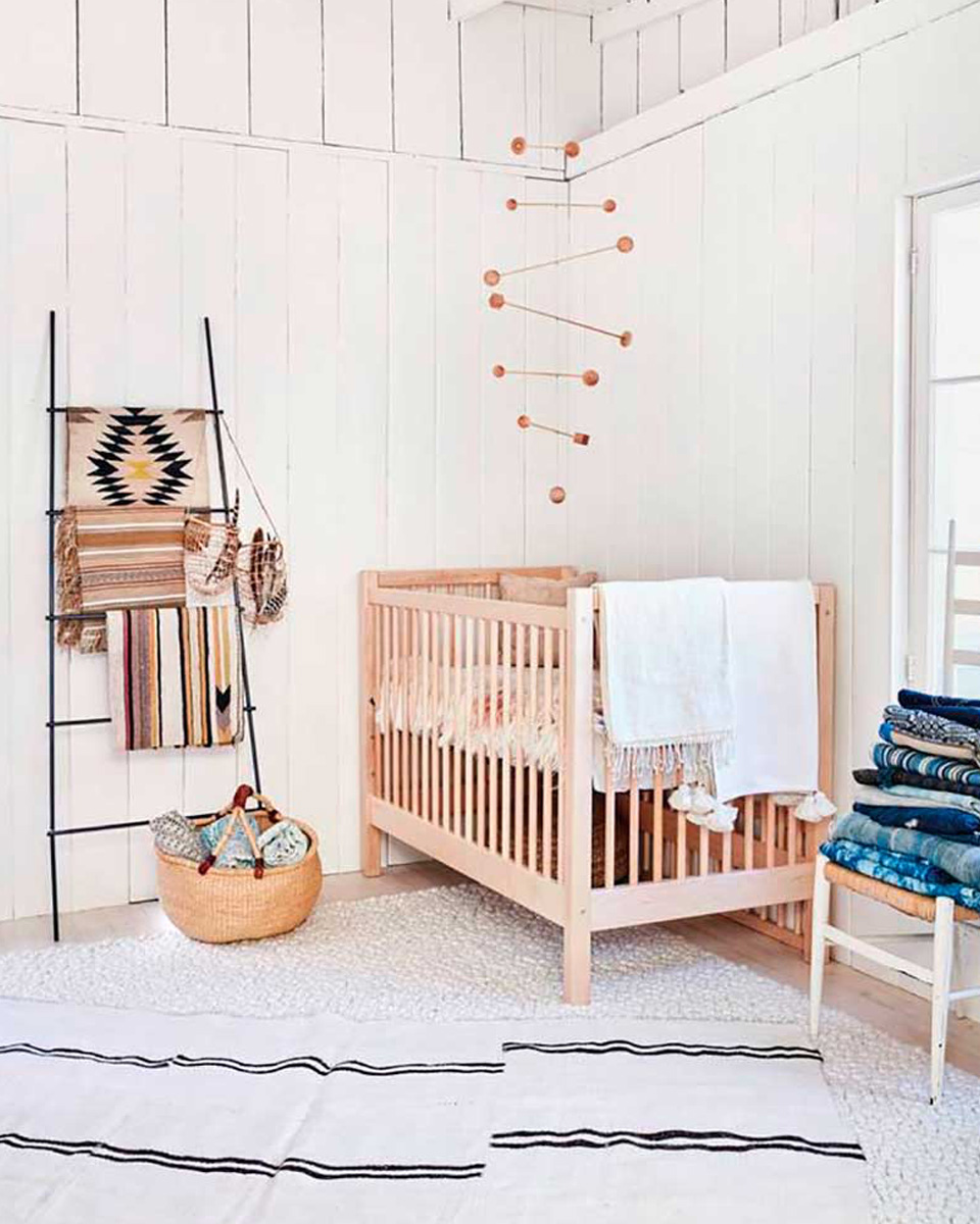 idée deco chambre enfant naturelle