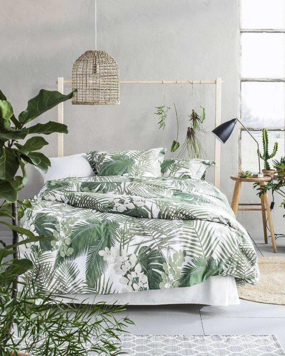 Deco Chambre Style Exotique le vert, tendance déco du moment | shake my blog
