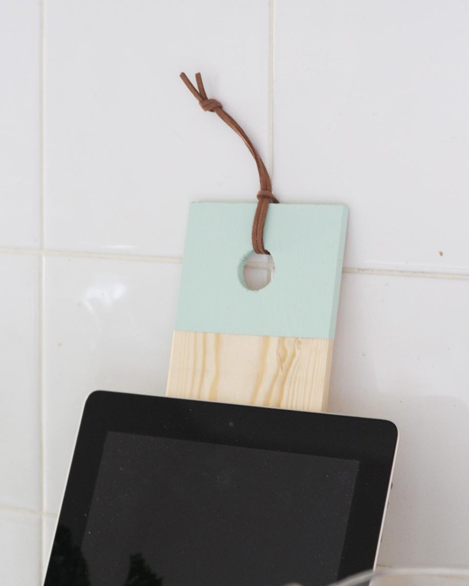 support iPad diy