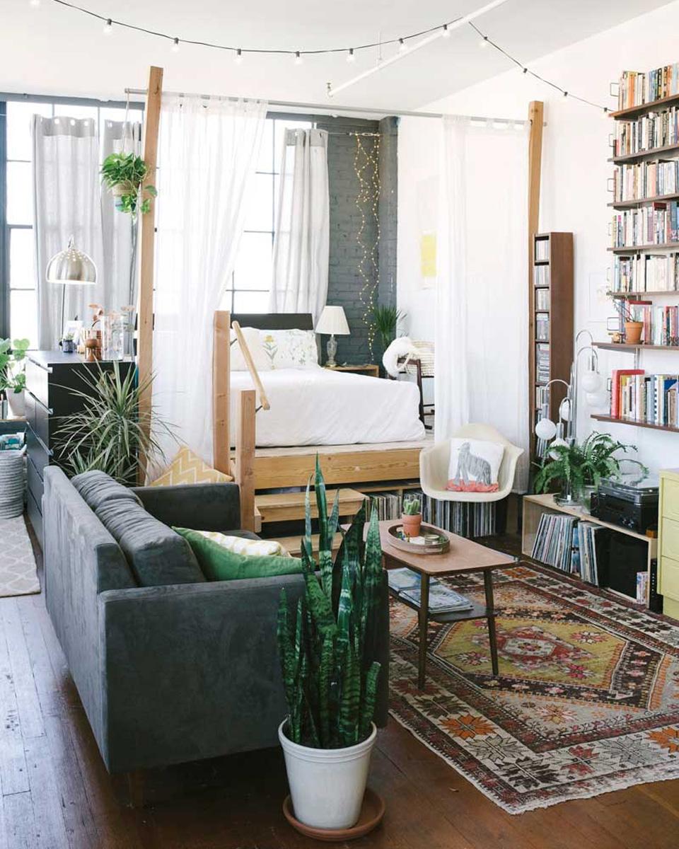 Idée Déco Appartement Jeune 5 astuces pour la déco d'un studio d'étudiant | shake my blog