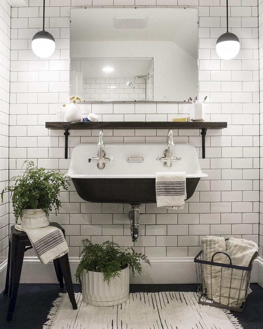 vasque salle de bain suspendue