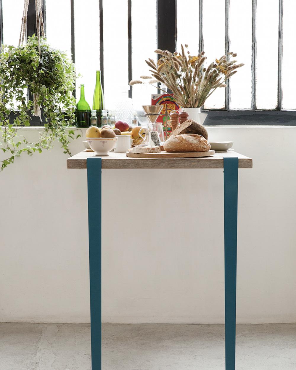 6 Tables D Appoint Diy Pour Votre Cuisine Shake My Blog