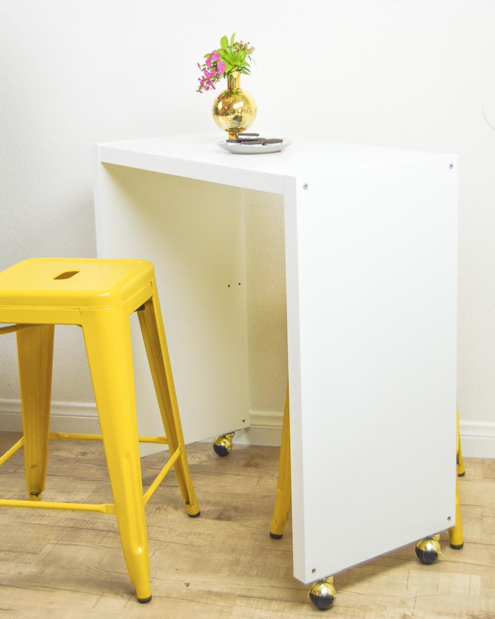 table appoint cuisine haute meuble ikea