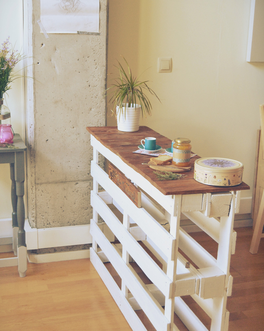 table appoint cuisine haute palette