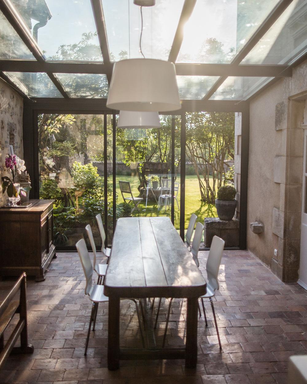veranda alu salle a manger