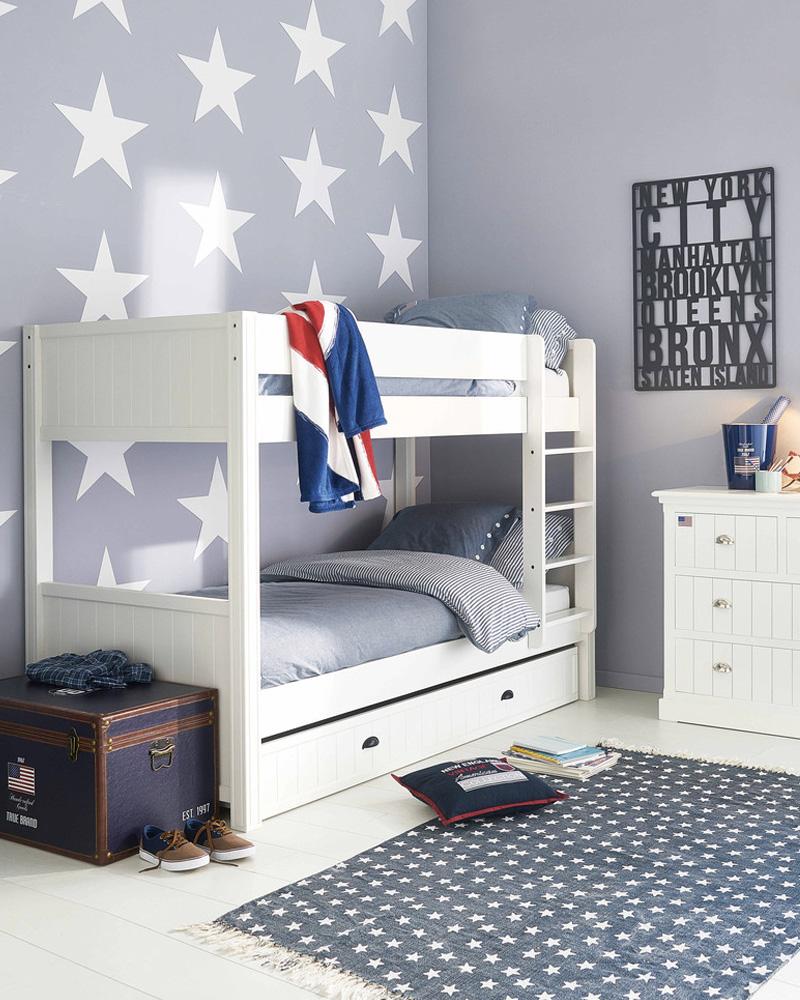 Partage Chambre Fille Garcon aménager une chambre double pour les enfants | shake my blog