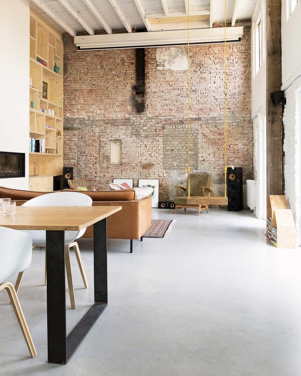 17 idées déco pour utiliser la brique dans sa maison  Shake My Blog