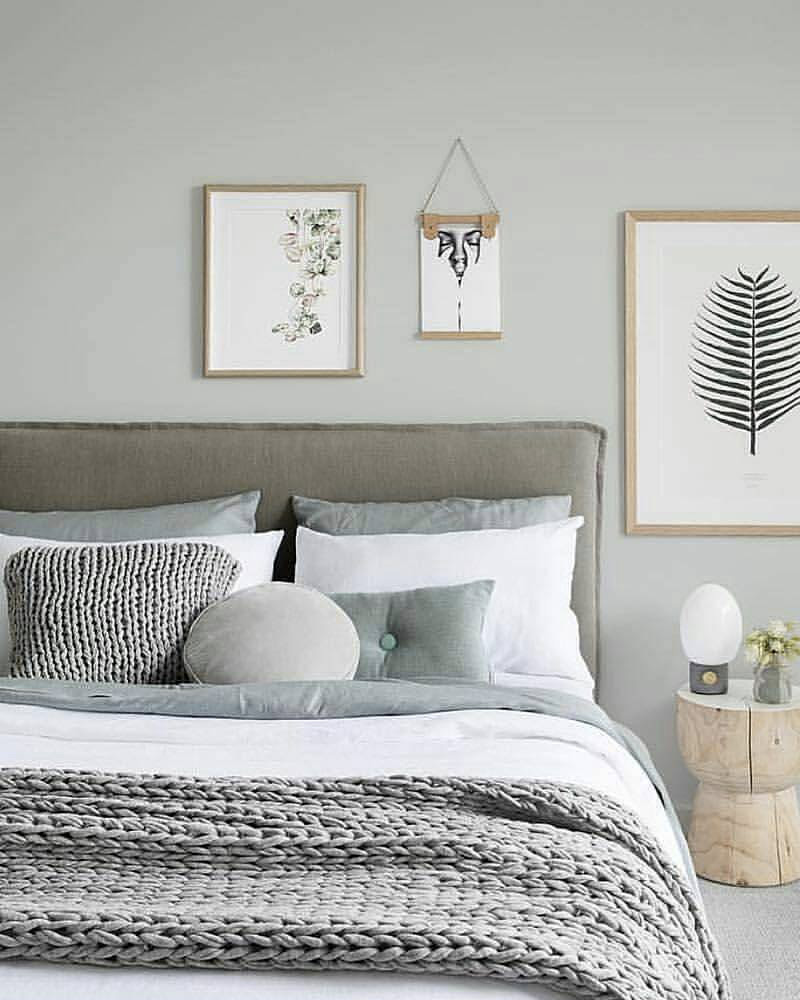 Idee Deco Chambre Claire 9 chambres à la déco lumineuse repérées sur instagram