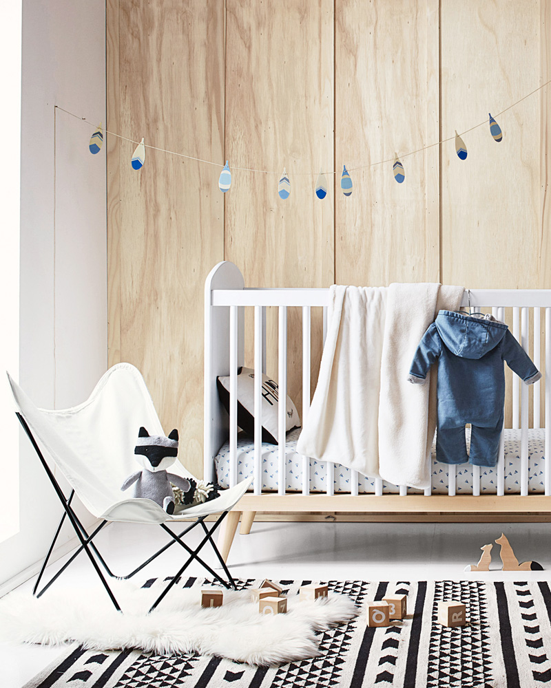 idée déco bois mur panneau de bois