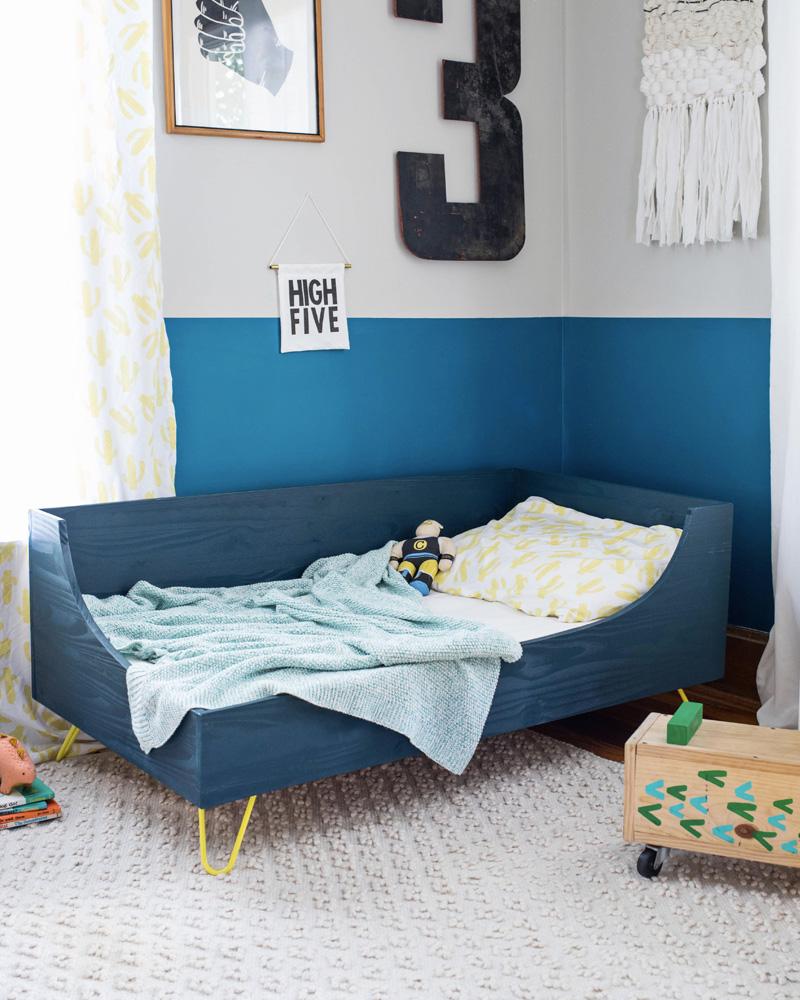 Fabriquer Un Lit En Bois 5 idées diy pour fabriquer un lit pour enfant | shake my blog