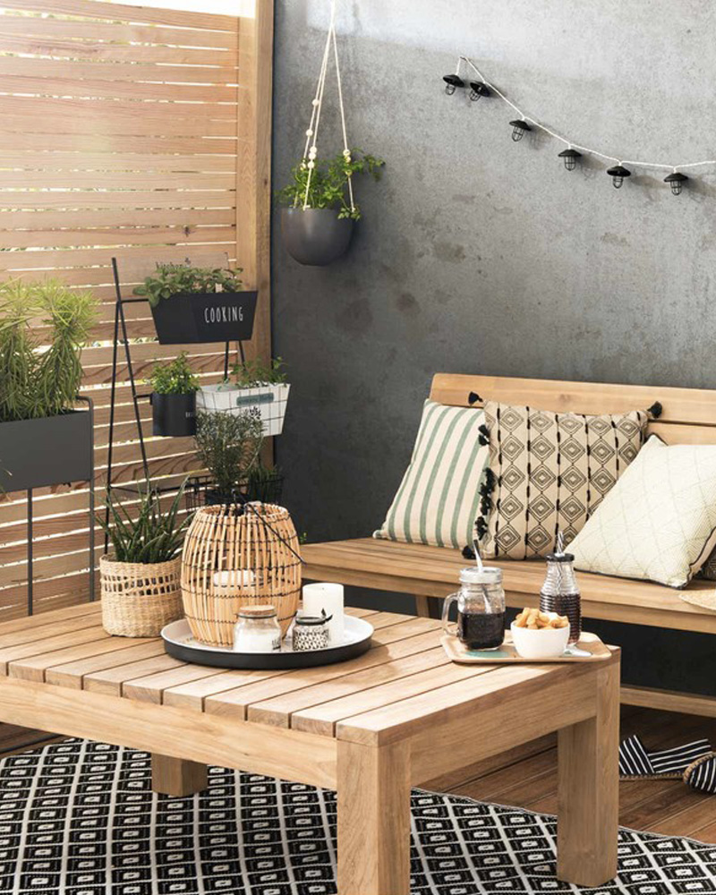 Deco Petite Terrasse Exterieur 10 tapis d'extérieur pour la déco de votre terrasse | shake