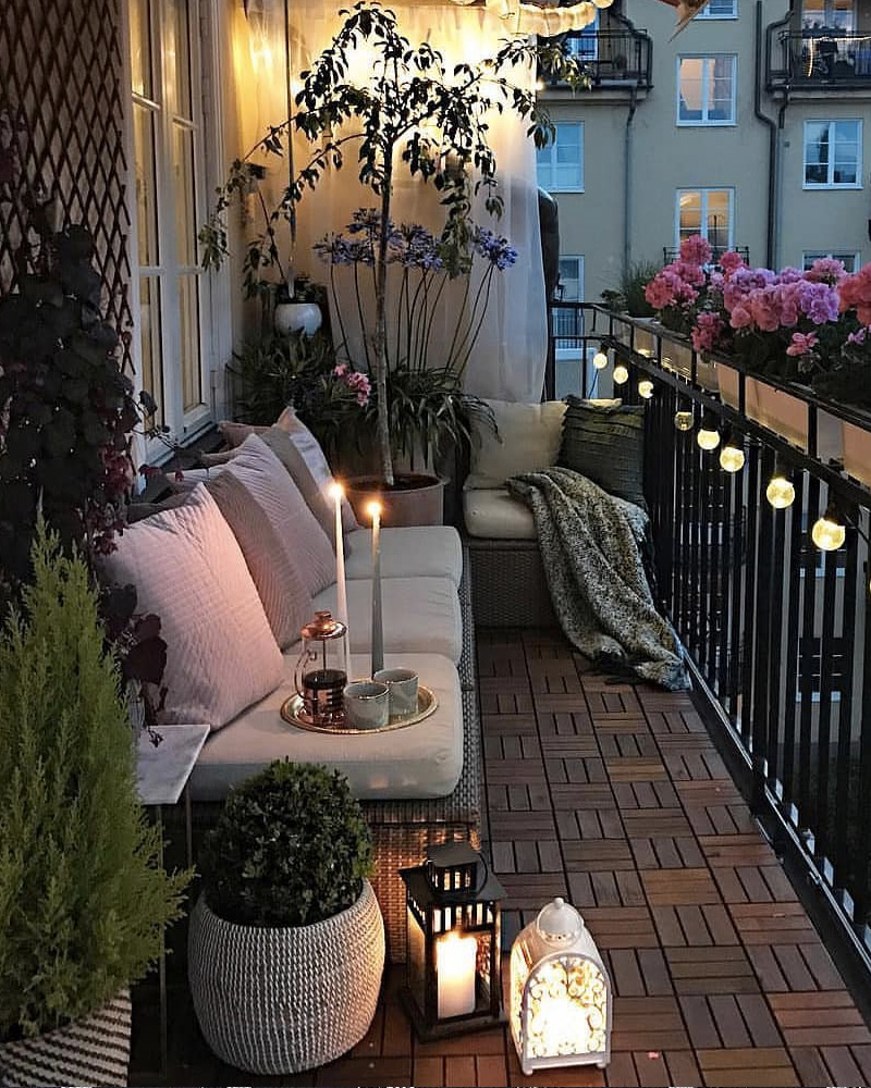 deco balcon instagram