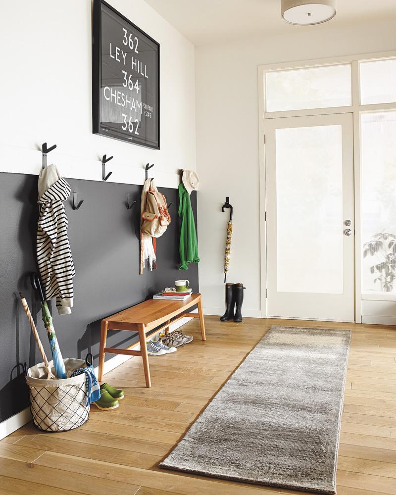 Idee Deco Hall D Entree créer une jolie déco dans votre entrée | shake my blog