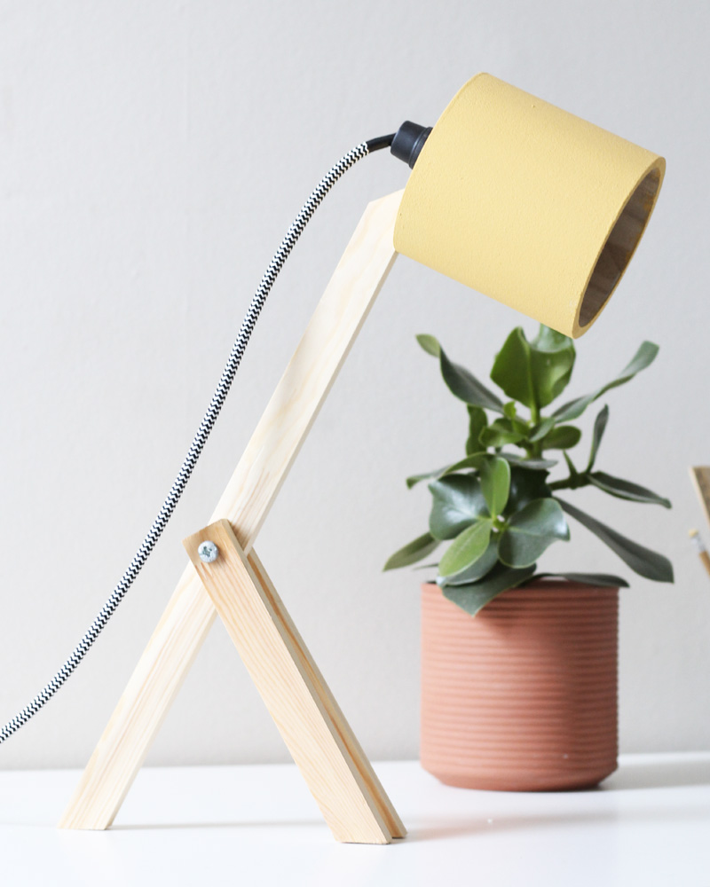 livre luminaires diy lampe bureau