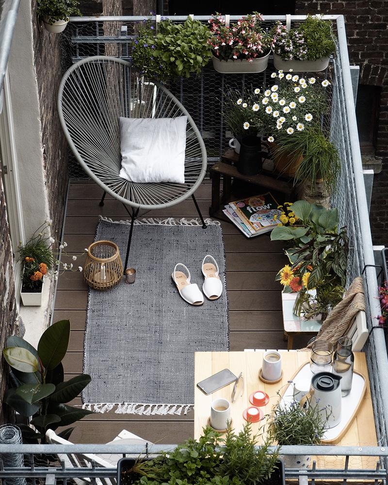 deco plante balcon