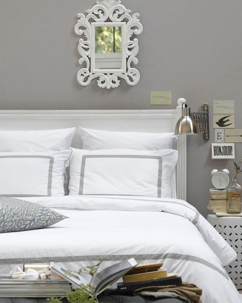 tete de lit chambre bois