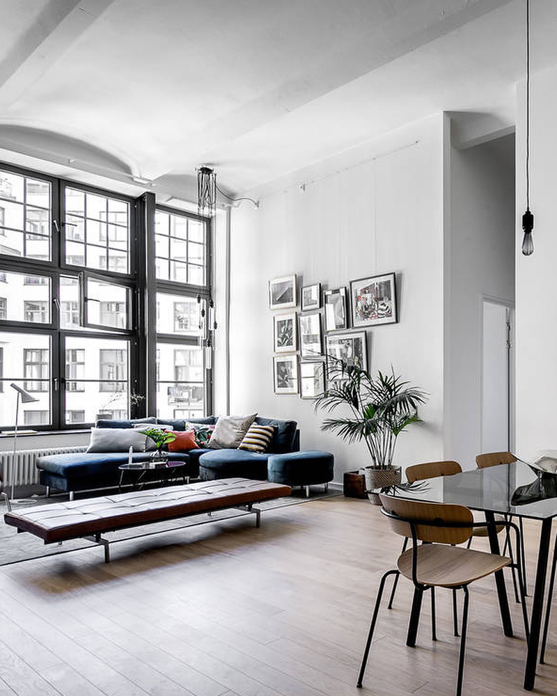 deco loft contemporain