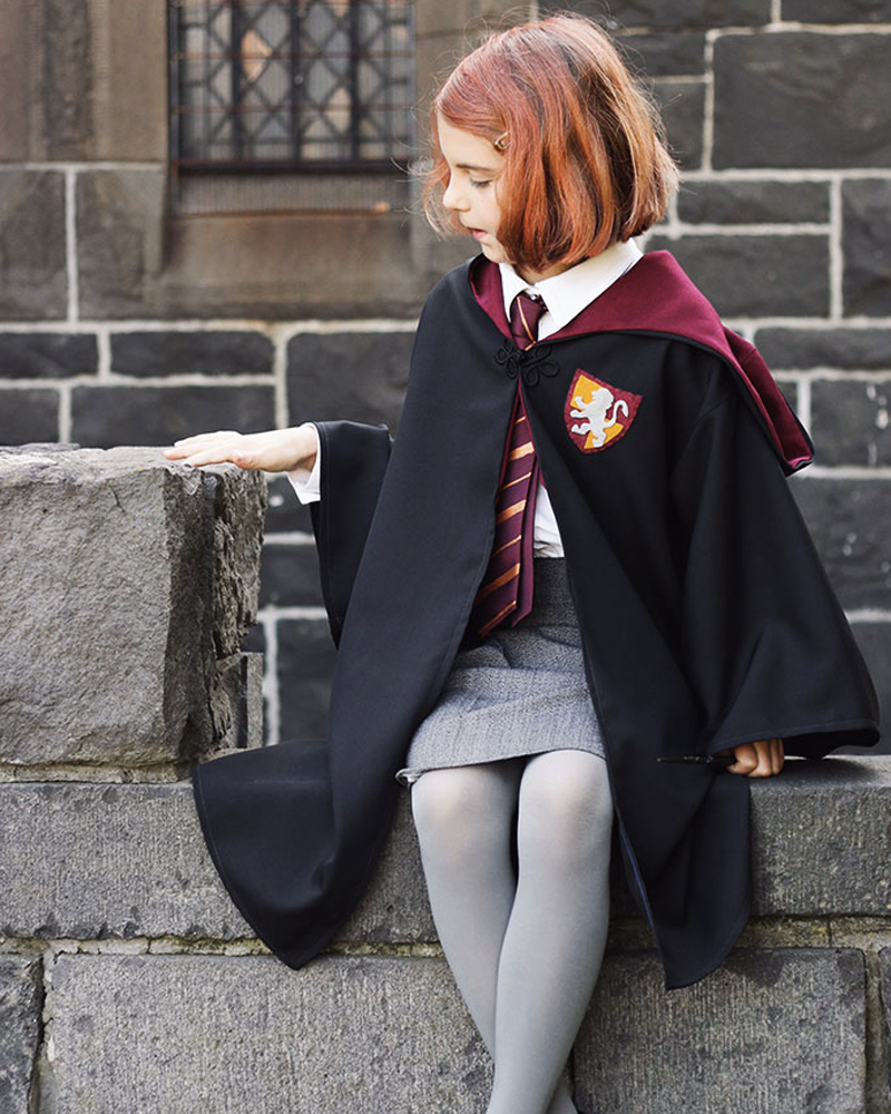 déguisement halloween diy enfant harry potter