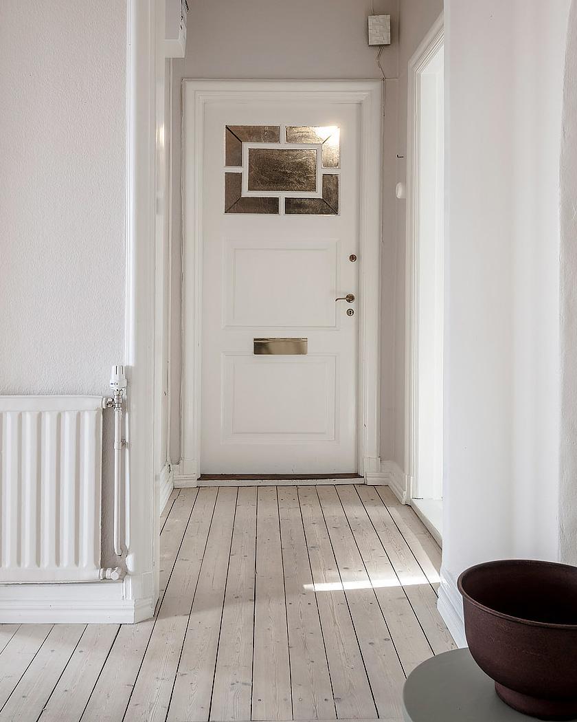 deco appartement pastel entrée