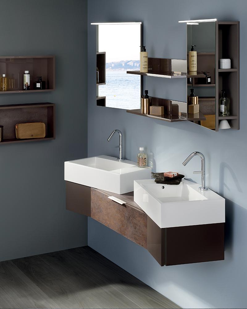 deco salle de bain industrielle