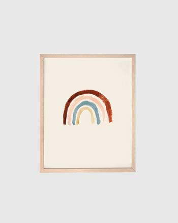 affiche rainbow