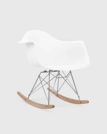 chaise bascule banche DSW