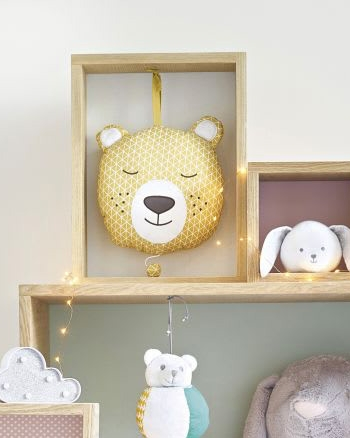 ours musical bébé