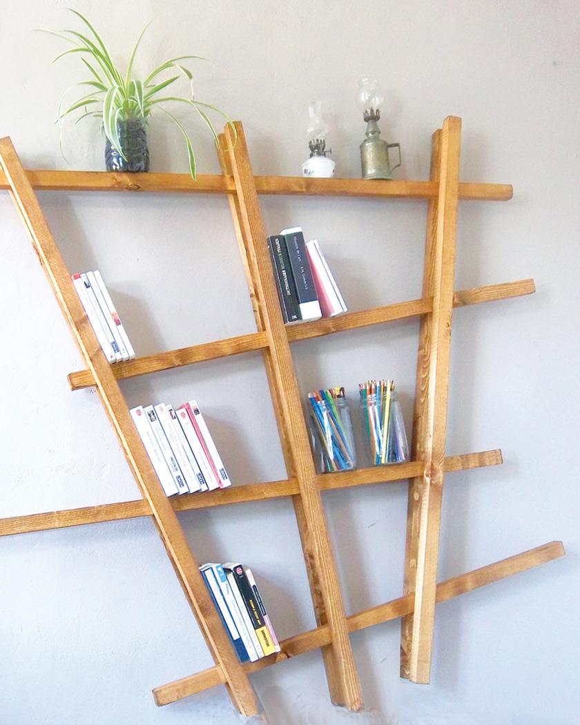 Comment Fabriquer Une Caisse En Bois comment fabriquer une bibliothèque diy ? | shake my blog