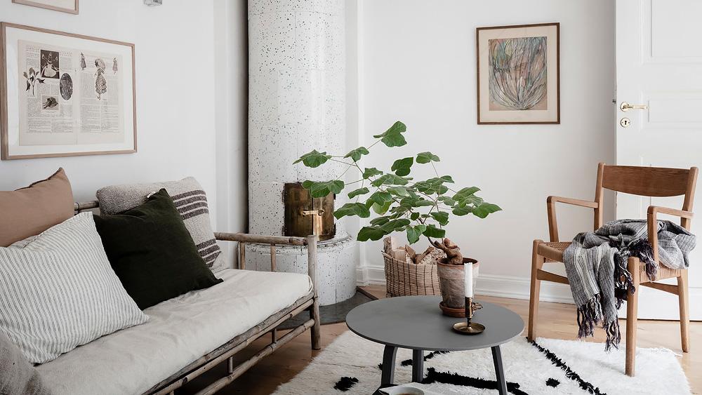 Une Deco Rustique Et Moderne Pour Cet Interieur Scandinave Shake