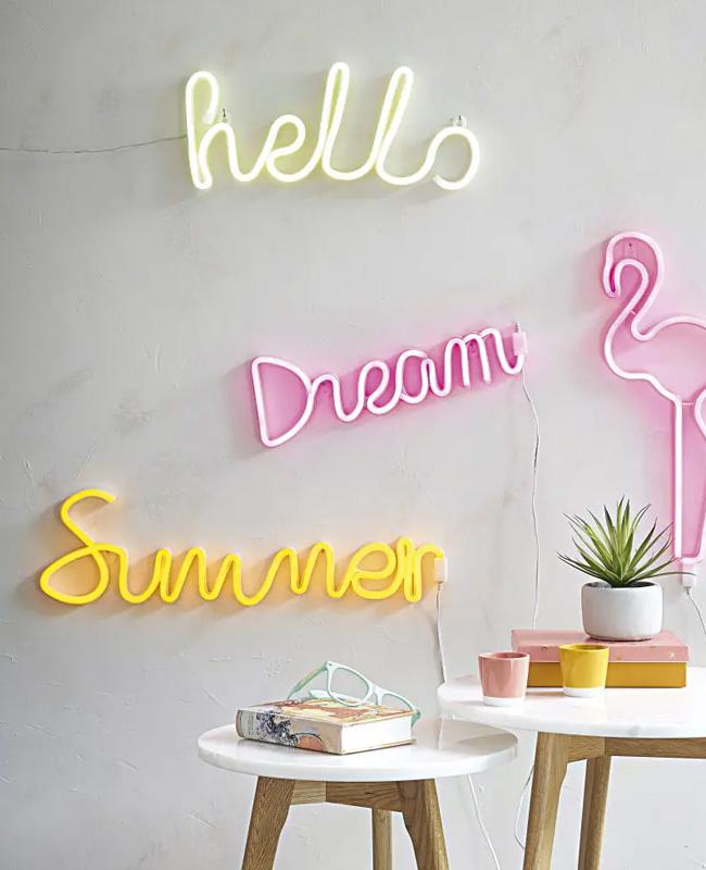 applique murale enfant summer