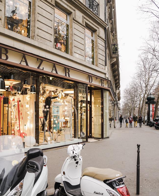 boutique bazar électricité paris