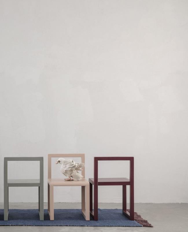 chaise enfant deco little architect