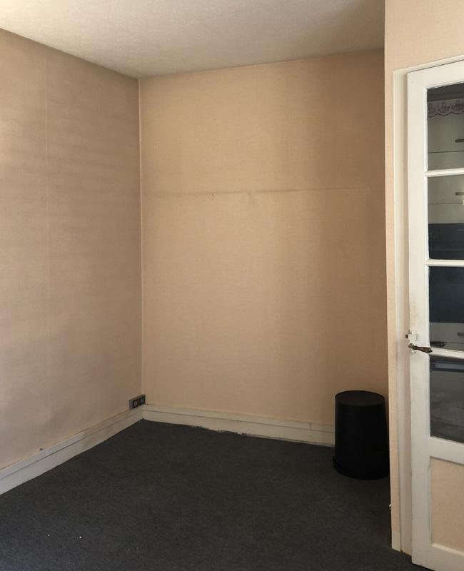 deco studio vintage industriel chambre avant