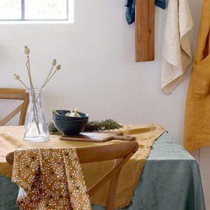 linge lin cuisine