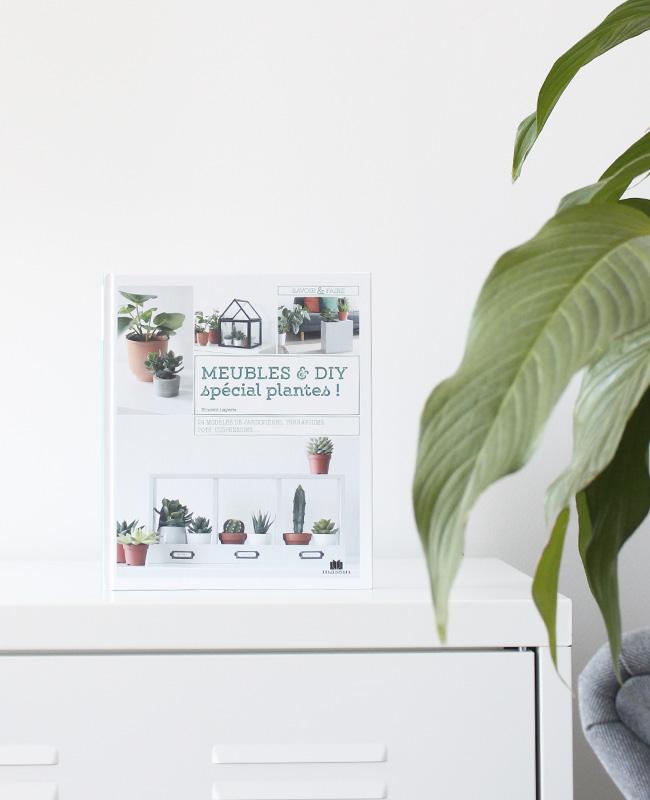 livre meubles diy plantes
