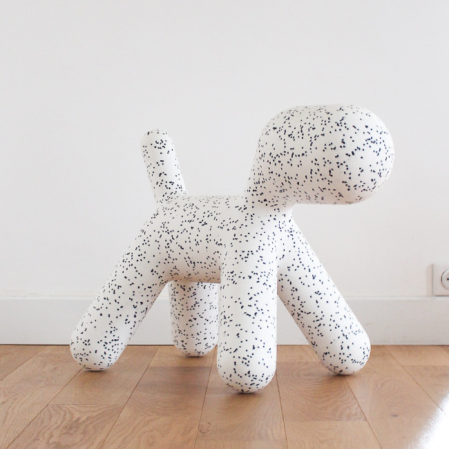 visite deco ysabelle puppy granit