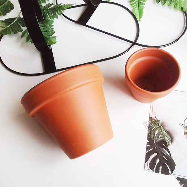 support mural plante eco deer pot