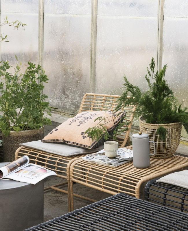 fauteuil jardin deco naturel