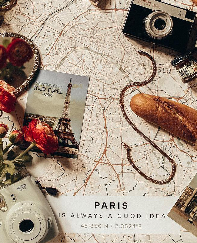 mapiful carte ville paris