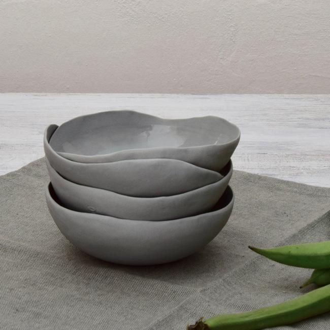 porcelaine dodici sessanta etsy bol gris