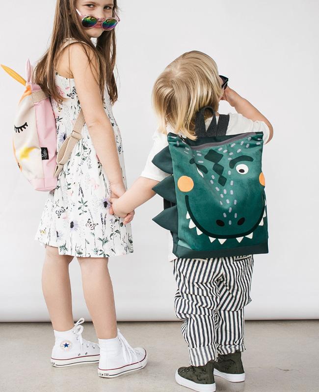 sac à dos enfant animal muni etsy dinosaure