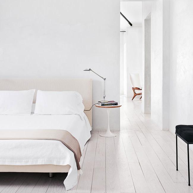 deco chambre minimaliste contemporaine