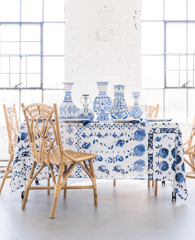 vase carton diy chinois